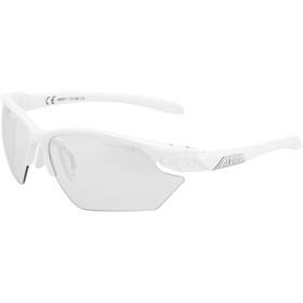 Alpina Twist Five HR S VL+ Okulary rowerowe, white